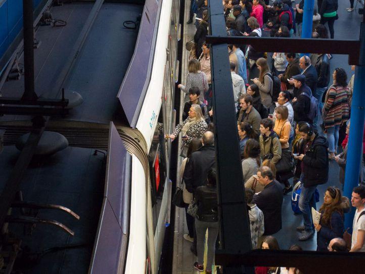 Desconvocada la huelga de trabajadores de seguridad de las líneas 1, 3 y 6 de Metro de Madrid
