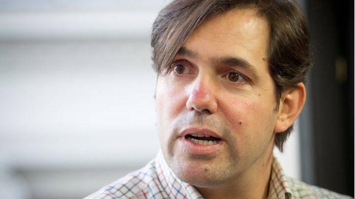 Guillermo Gross, alcalde de Valdemoro saliente.