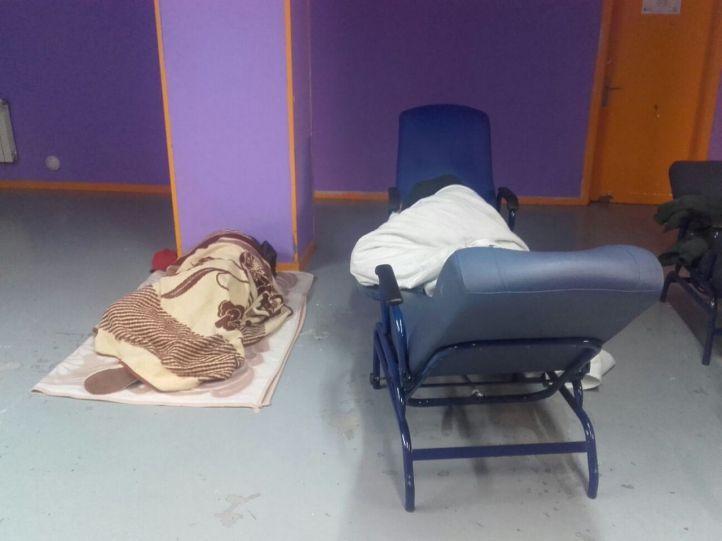 Detectados dos casos de sarna en el Centro de atención 'La Rosa'