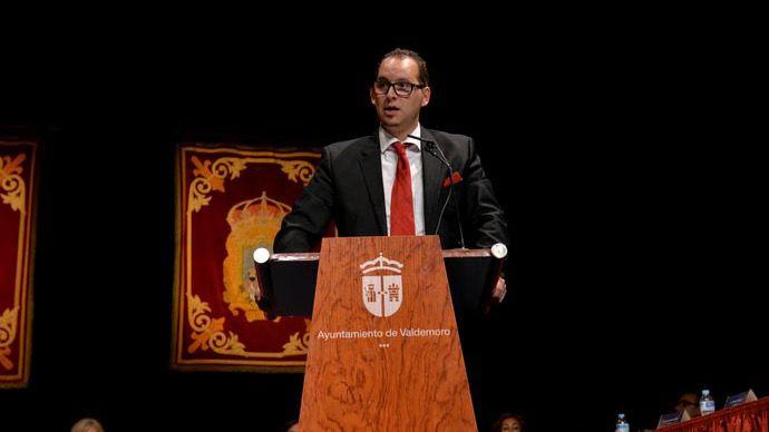 Serafín Faraldos, nuevo alcalde de Valdemoro:
