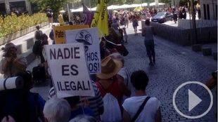 La caravana 'Abriendo Fronteras' marcha a Melilla