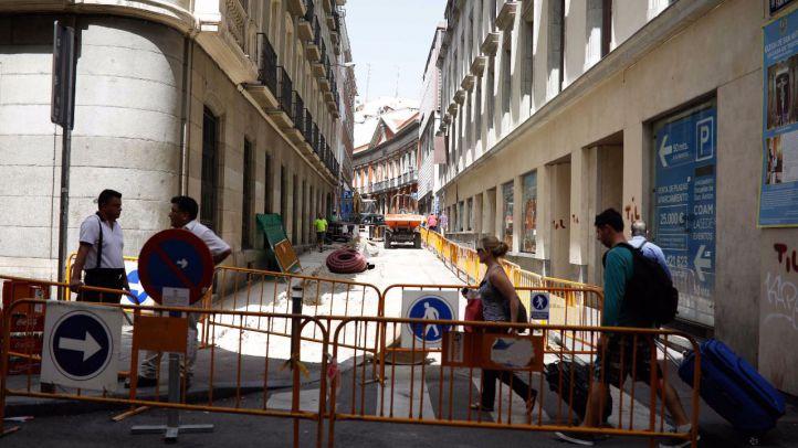 ¿Tienen opciones los vecinos de Chueca para aparcar sus vehículos?