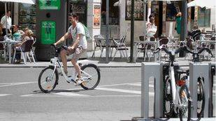 La Comunidad quiere integrar BiciMAD en la tarjeta de transportes
