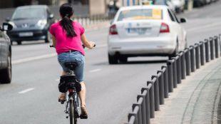 Un ciclista atropella a un anciano en Manzanares el Real