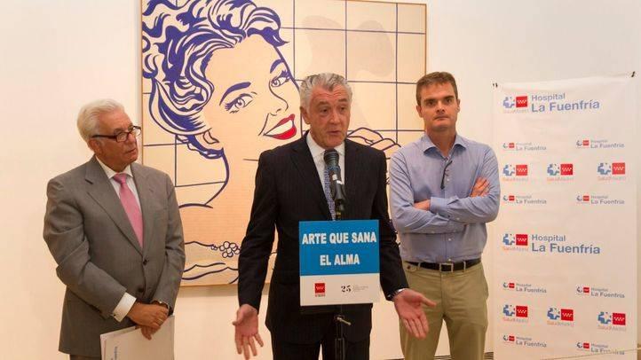 'Arte que sana el alma': el Thyssen dona reproducciones de obras de Renoir y Degas