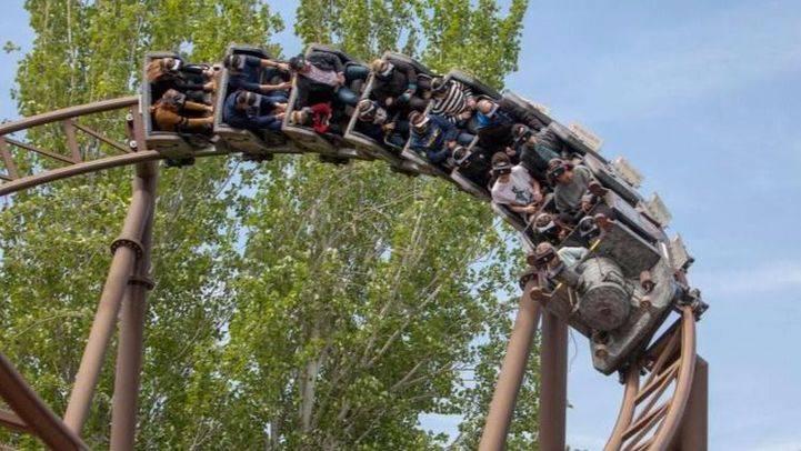 Parque de Atracciones rectifica: el informe sobre un fallo de motor corresponde a otra atracción
