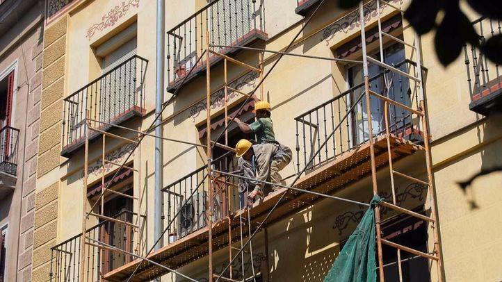 Las subvenciones para la rehabilitación de edificios de Madrid doblan su presupuesto