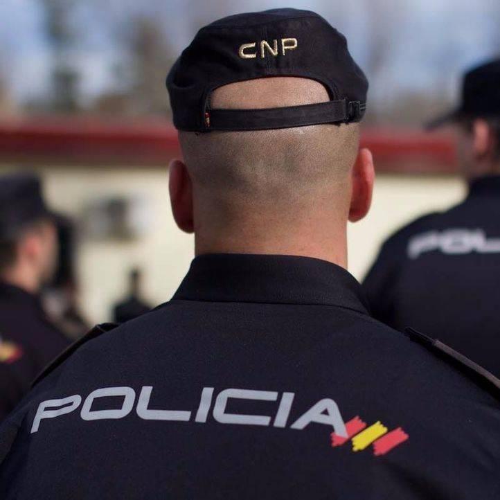 Detenidos siete miembros de una red internacional de tráfico de personas