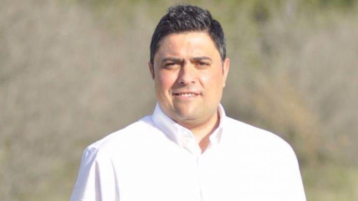 Sergio Herradón, exconcejal de Deportes de Coslada.