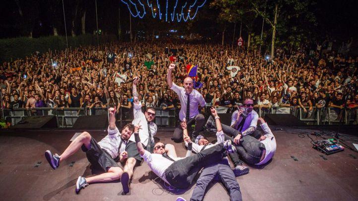 Vive Entrevías denunciará el posible delito de enaltecimiento terrorista en un concierto de Riot Propaganda