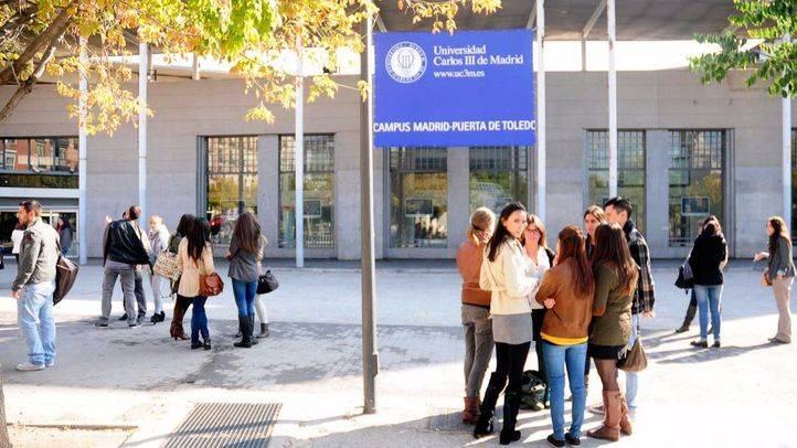 Universidad Carlos III en el campus de Puerta de Toledo