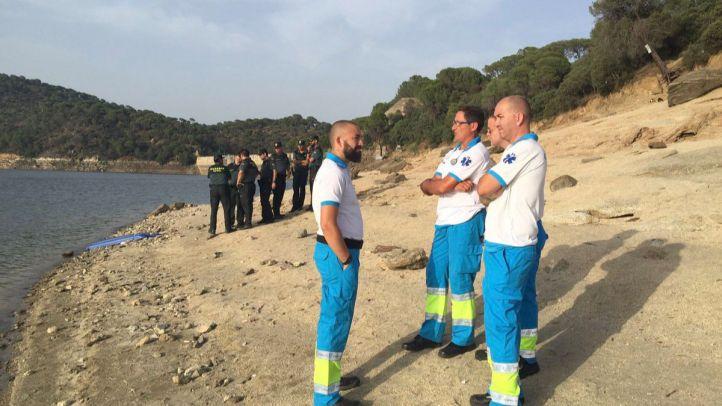 Los bomberos rastrean el pantano de San Juan en busca de un hombre de 38 años