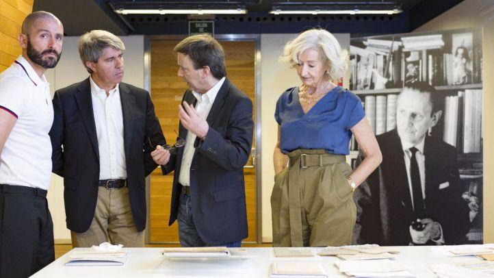 El legado de Buero Vallejo descansa en la Biblioteca Regional