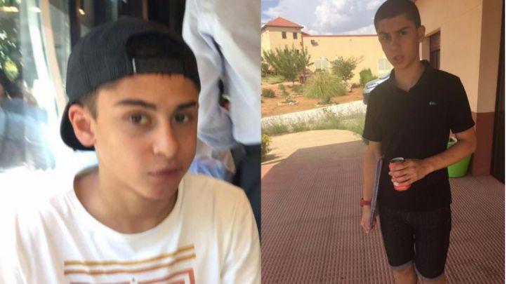 Un adolescente de 14 años, en paradero desconocido