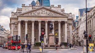 Más de 300 años de historia de la Bolsa de Londres