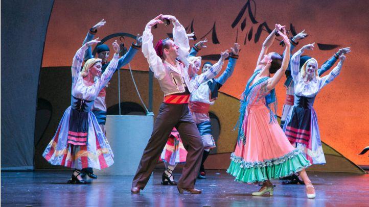 El Ballet Nacional, en los teatros del Canal