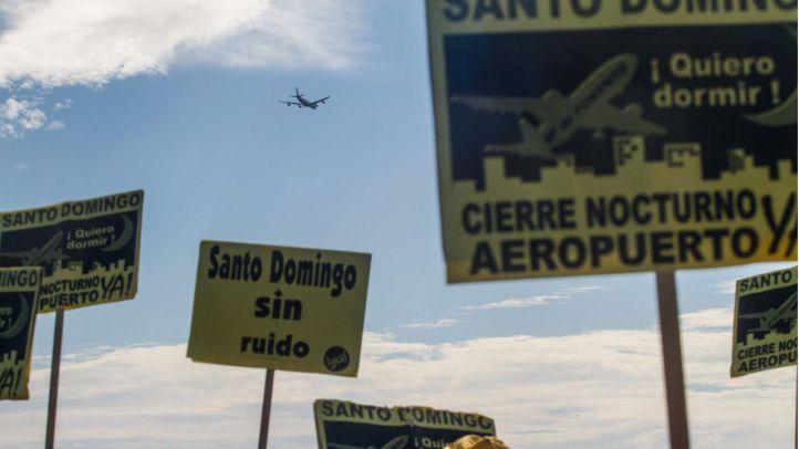 Sobreseimiento provisional de la querella de los vecinos de Santo Domingo contra la cúpula de AENA