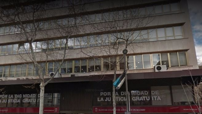 El Colegio de Abogados venderá por 691.000 euros sus oficinas del 'Legado Pedrol' en la Castellana