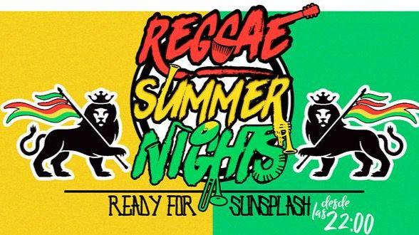 Cartel del Reggae Summer Nigths, Ready for Sunsplash