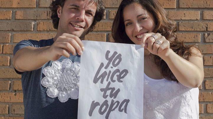 Campaña 'Yo hice tu ropa' de Fashion Revolution en España