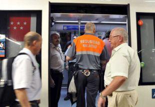 La seguridad del Metro de Madrid pasa el examen con notable alto