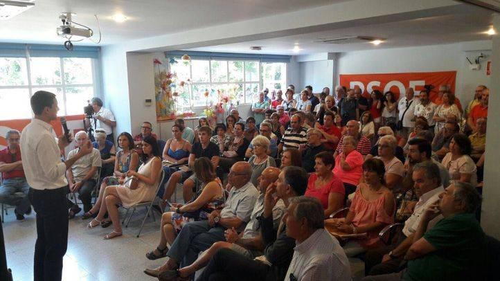 Juan Lobato, tercer candidato a las primeras del PSOE-M