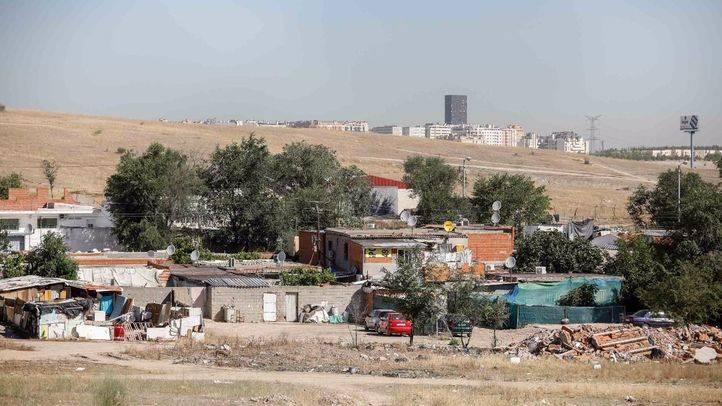 El pacto entre Ayuntamiento y Comunidad para el realojo del Sector 6 de la Cañada, en septiembre