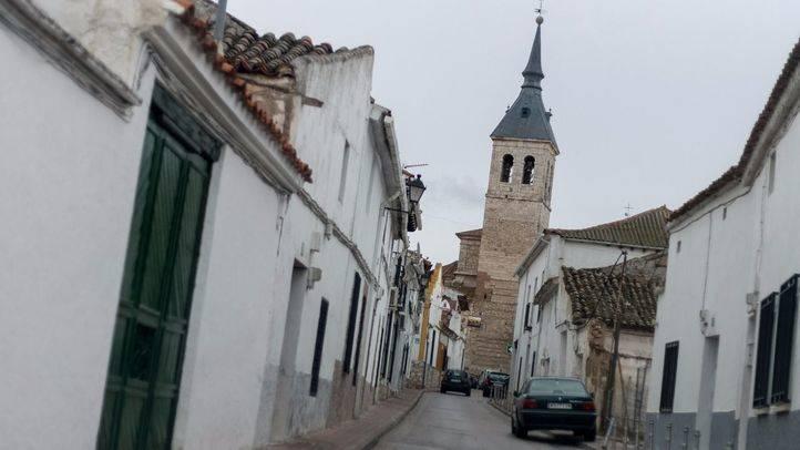 Foto de archivo del municipio de Torres de la Alameda.