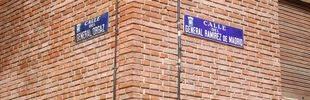 El Ayuntamiento paraliza el cambio de placas de las calles franquistas, a la espera de resolución de tres recursos