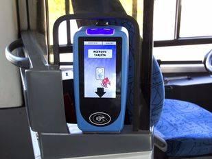Ya están operativas las primeras máquinas validadoras de nueva generación en autobuses de la EMT