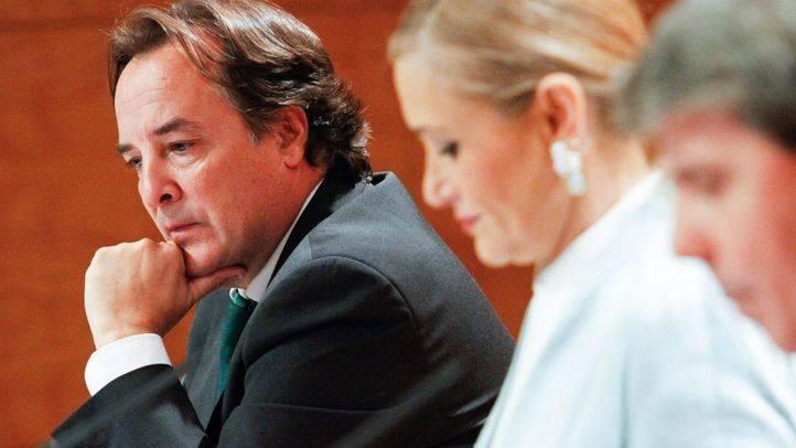 Jaime González Taboada, 'número tres' del Gobierno de Cristina Cifuentes y de su Ejecutiva en el PP de Madrid.