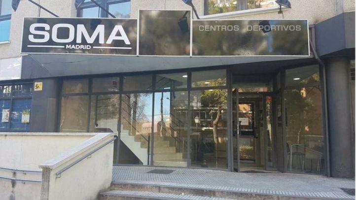 Un gimnasio de Alcalá cierra sin previo aviso