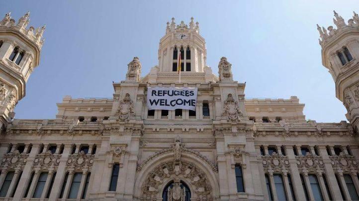 Madrid atiende a 73 refugiados sirios
