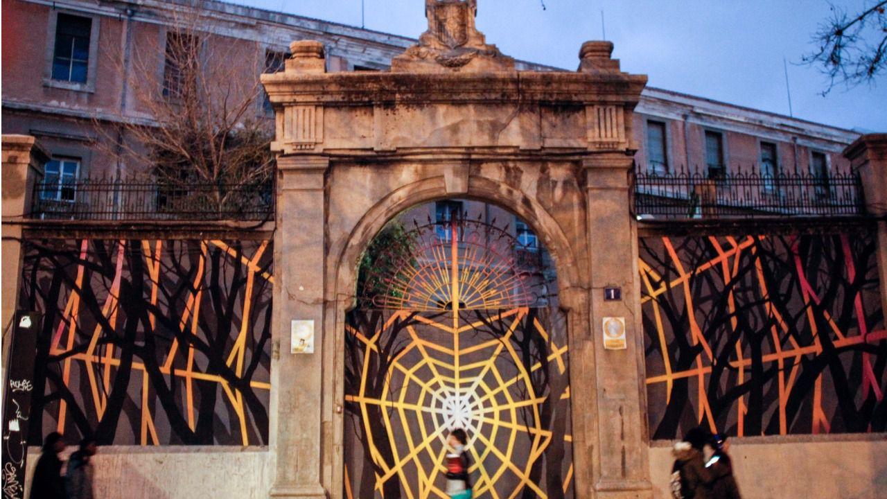 La tabacalera se convertir en un centro cultural asociado for Centro asociado de madrid