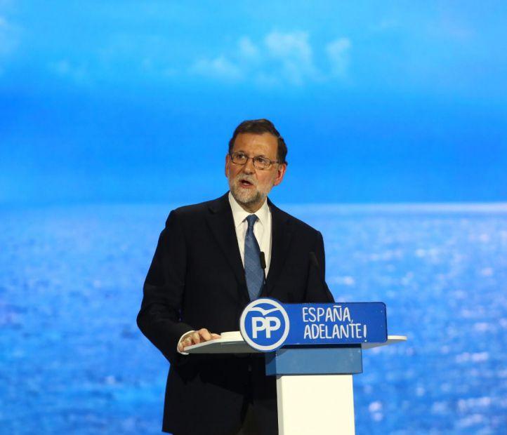 Rajoy defenderá su desvinculación de las finanzas del PP