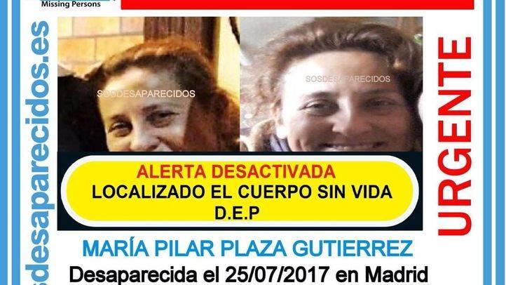 Hallado el cuerpo sin vida de la mujer desaparecida en Arturo Soria.