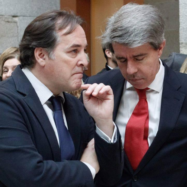 Garrido 'encuentra' unos documentos de la Púnica que se creían extraviados