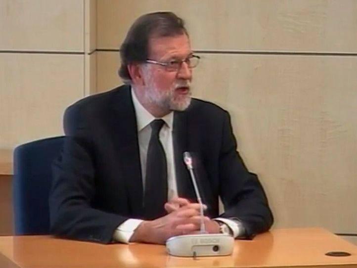 Rajoy asegura que no conocía caja B ni sobresueldos: