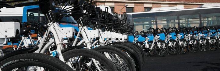 Bicimad se integrará en la tarjeta de transporte público en octubre