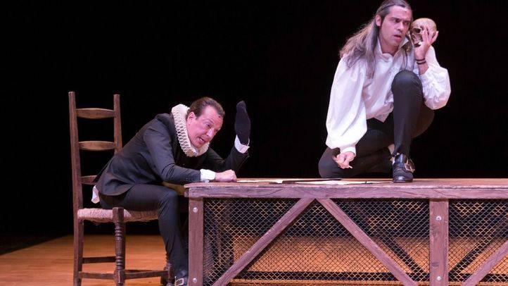Obra de teatro 'Siglo de oro, siglo de ahora'.