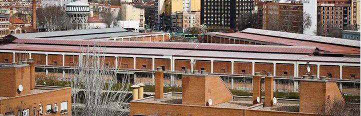 Biblioteca, locales de uso vecinal y huertos urbanos: el Ayuntamiento rehabilitará el Mercado de Legazpi