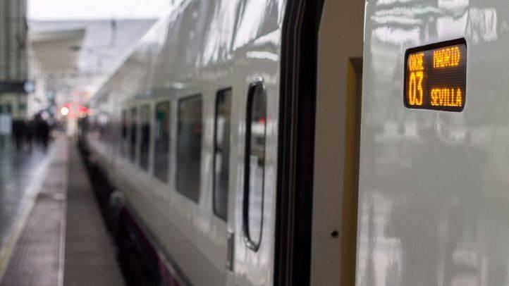 Tren AVE. (Archivo)