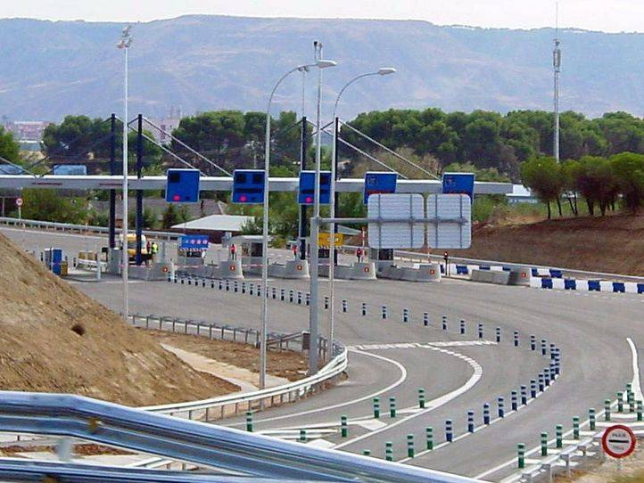 Aprobado un convenio para que el Gobierno gestione las 9 autopistas en quiebra