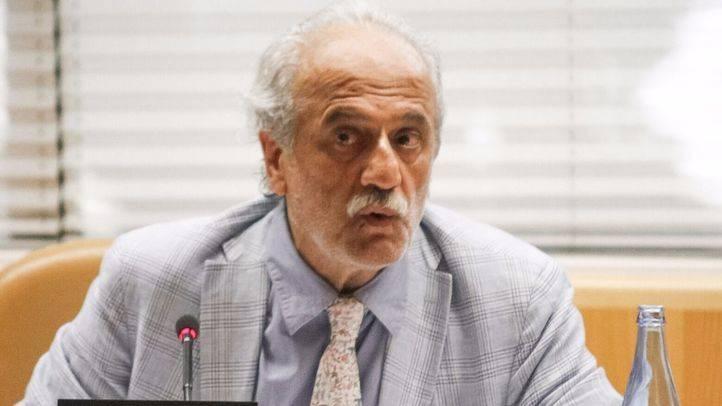 Francisco Esquivias, secretario general de Nuevo Arpegio