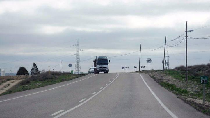 """Desarticulado un grupo especializado en asaltar camiones """"surfeando"""""""