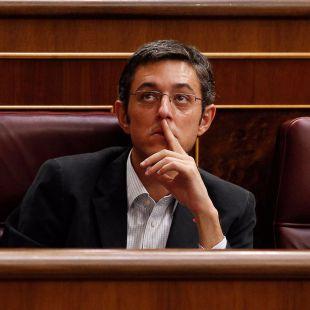 El diputado del PSOE Eduardo Madina deja su escaño en el Congreso