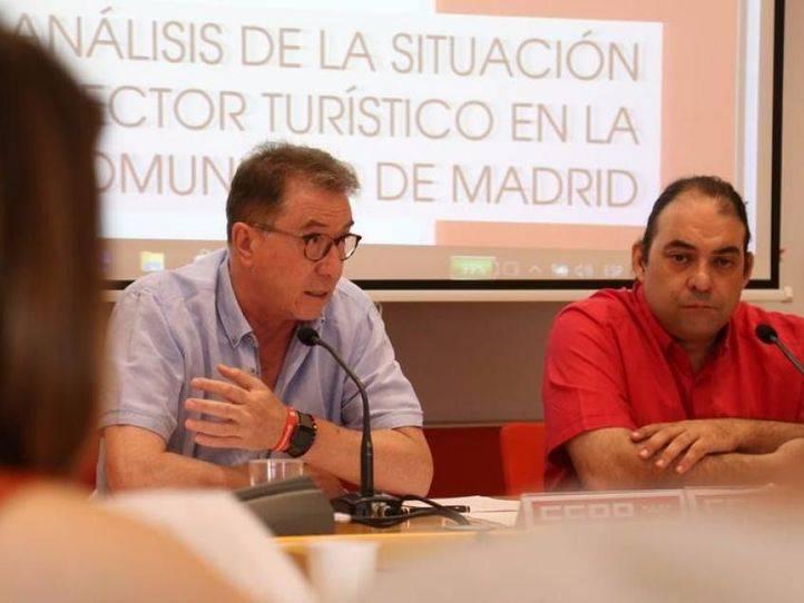CCOO no descarta movilizaciones en septiembre si no se mejoran los convenios de hostelería y hospedaje