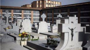 Foto de archivo de cementerios