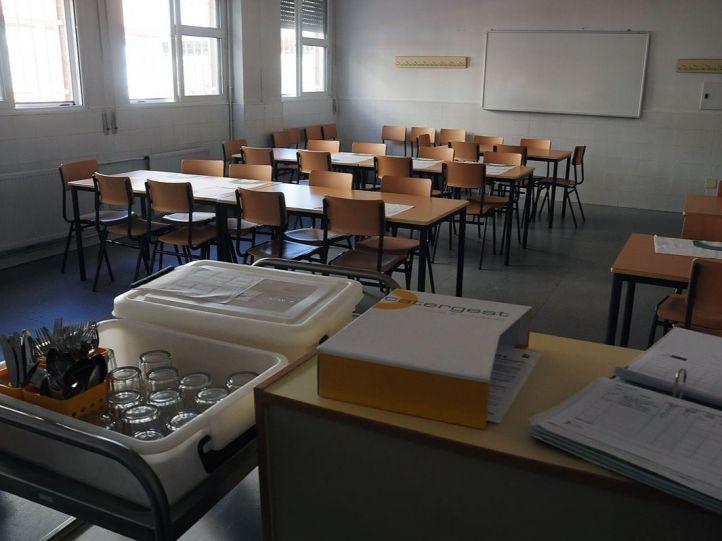 Se mantiene congelado el precio del comedor escolar para el curso que viene