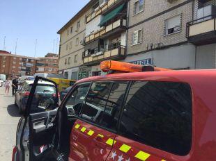 Calle Zamora, en Móstoles, donde ha ocurrido la reyerta